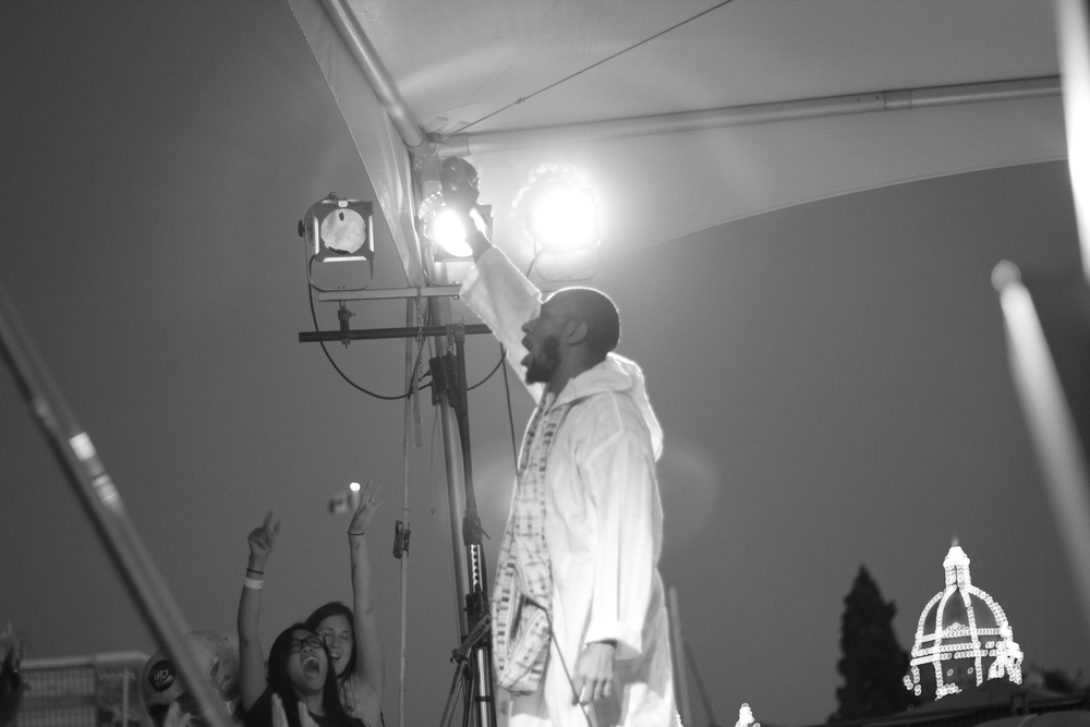 Much respect to Yasiin Bey. Headliner at the 14th annual Victoria Ska Fest. Photo by me.