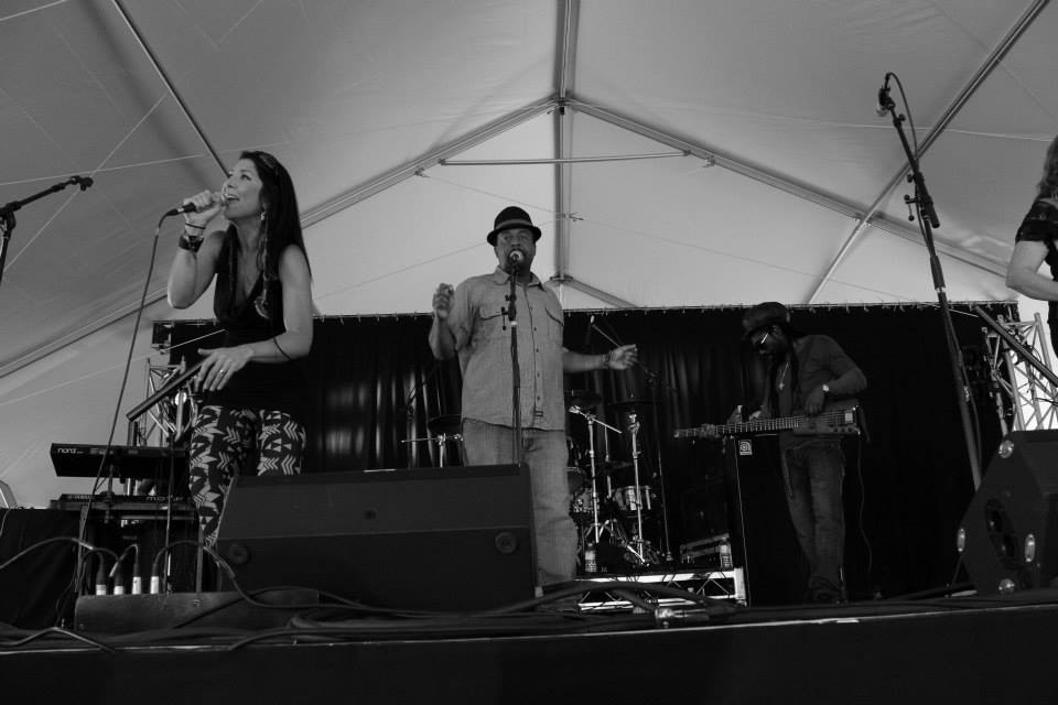 Easy Star All-Stars. Killing it. Reggae represent. Photo by me.