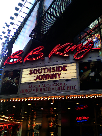 Southside Johnny at BB King's.JPG