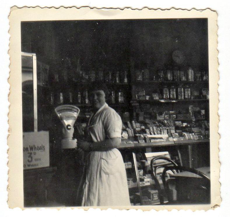 Eileen in George Watters' Cafe.jpg