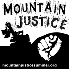 """On Coal River"" has screened several summers during Mountain Justice Summer activist trainings in Coal River Valley, WV."