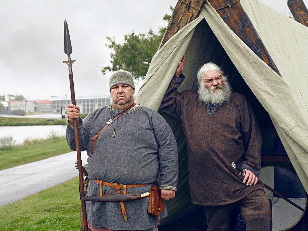 Vikings - Grapevine