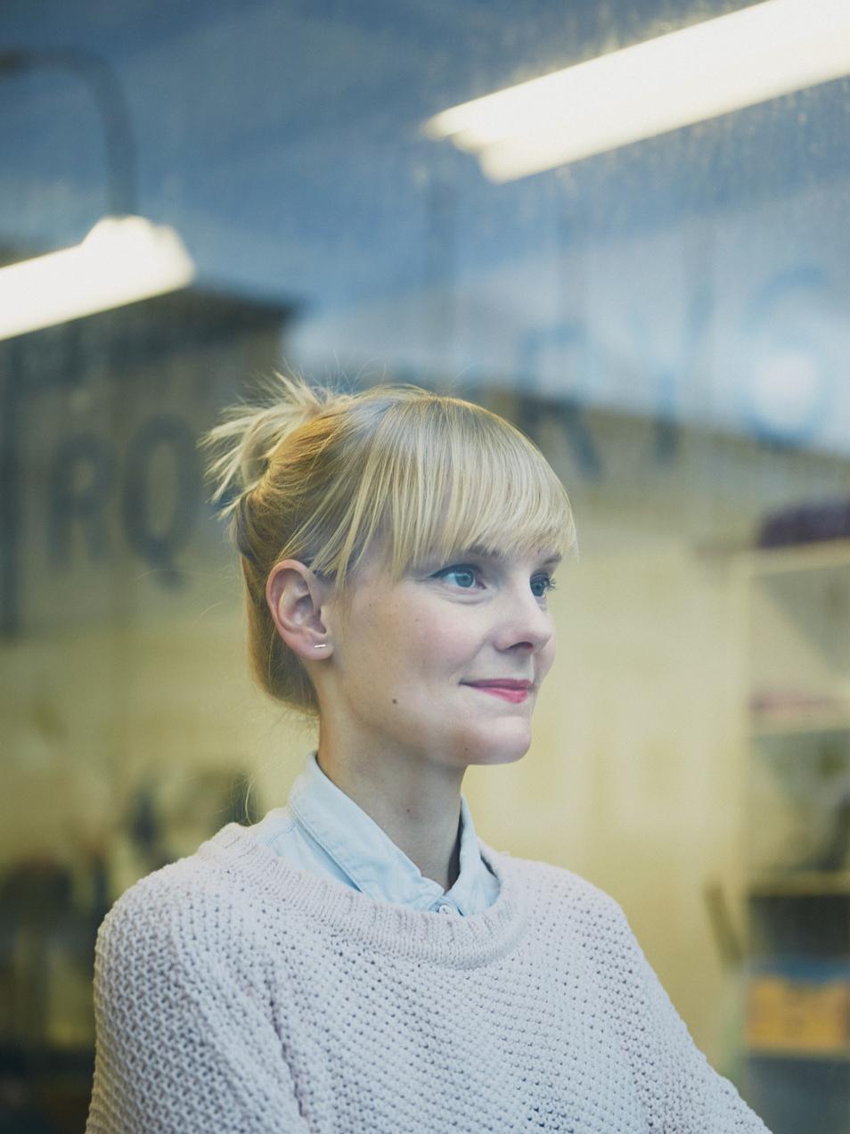 Þórunn Árnadóttir - Geysir Magazine