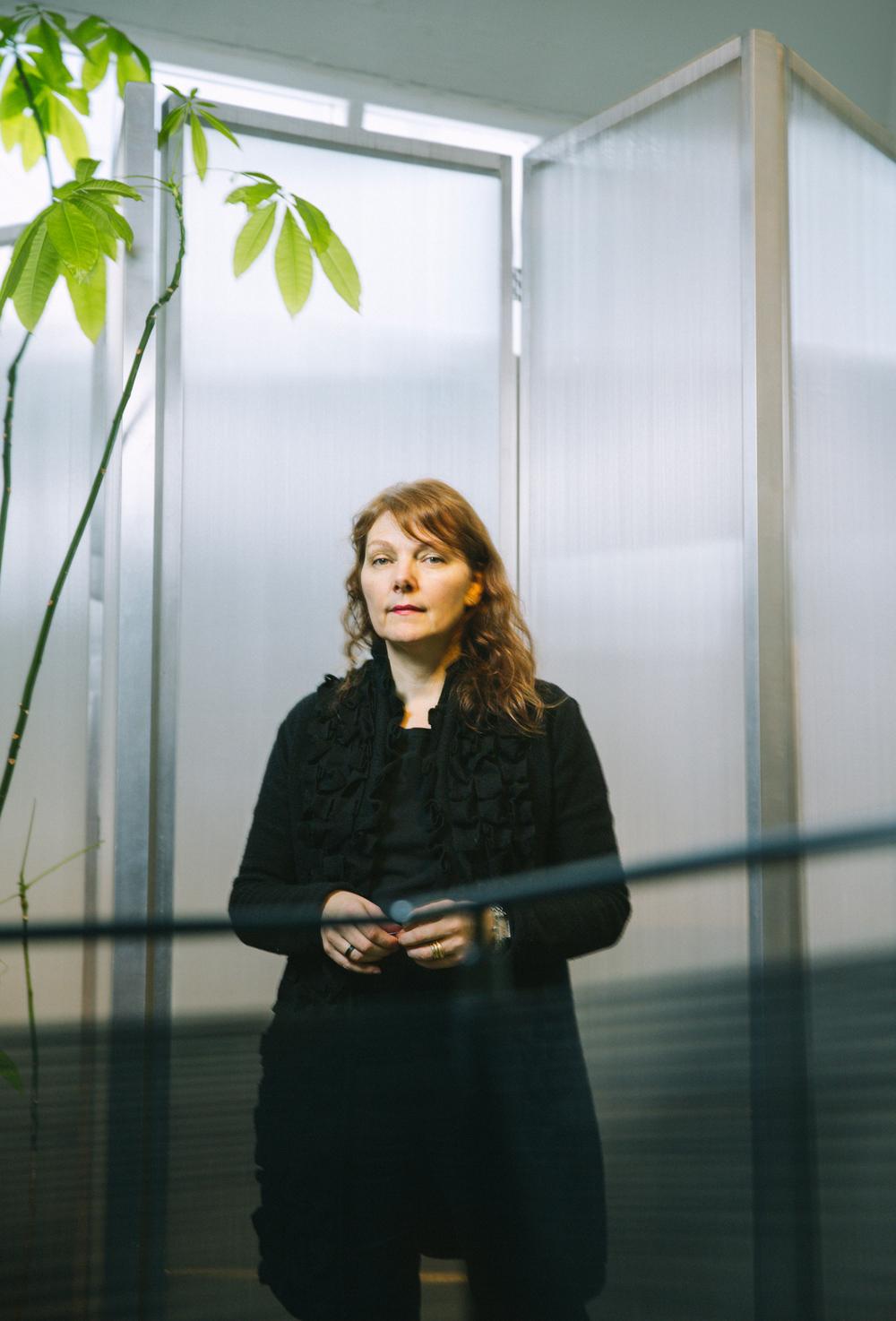 Steinunn Sigurðardóttir - HA Magazine