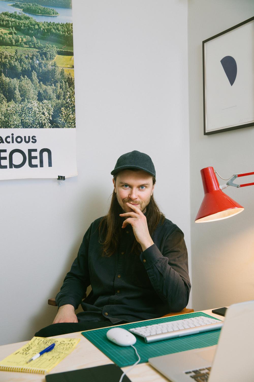 Guðmundur Úlfarsson - HA Magazine