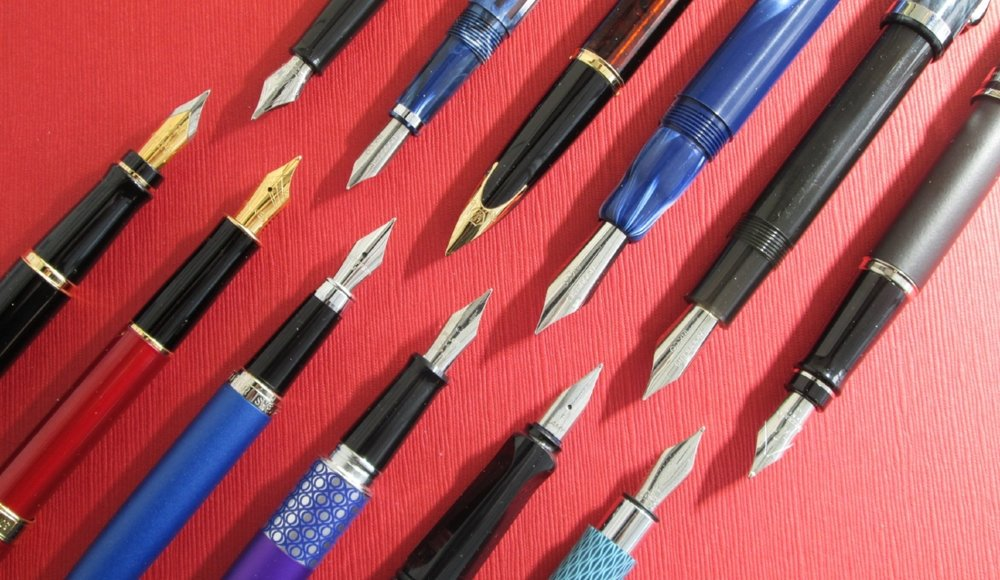 December 12, 2016: Anyone who loves to write will appreciate a beautiful fountain pen. Our selection includes pens from Lamy, Waterman, Parker, Cross, Noodler's, Sheaffer, Monteverde, Faber Castell and Pilot. There's a pen for every budget!