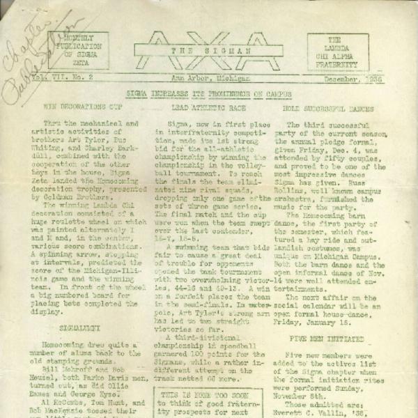 December 1936
