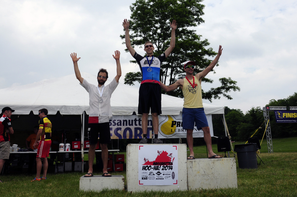 Hoo-Ha Men's XXC Podium