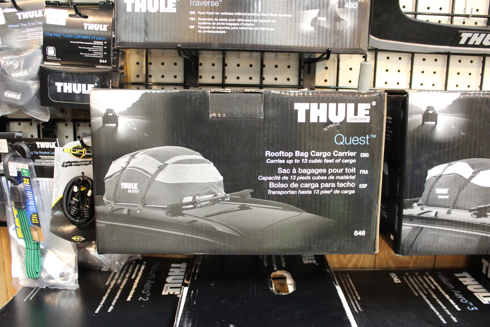 Thule Roof Rack Options