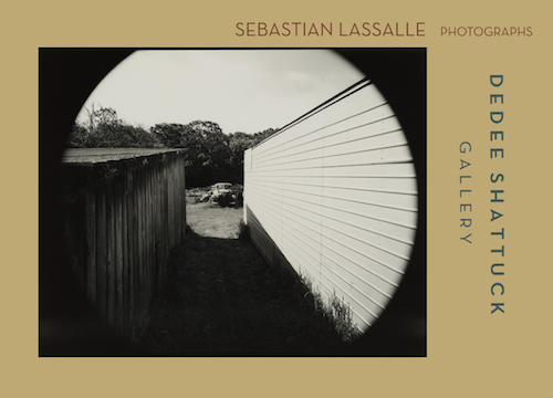 March 30 - April 31, 2012,  Sebastian Lassalle: Photographs