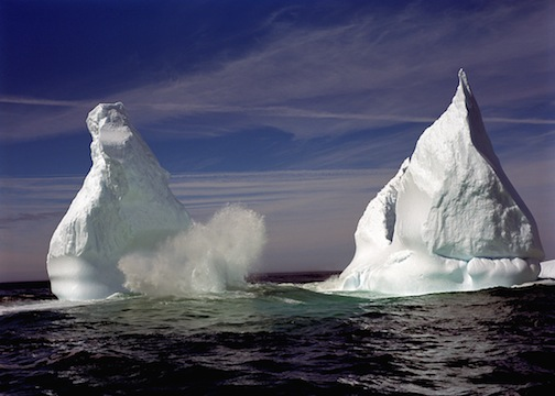 Ice Berg 4-7, Iceberg Alley, 1999.jpg
