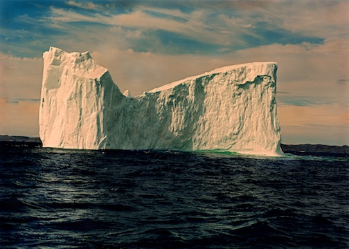 Ice Berg 7-6, Iceberg Alley, 1999.jpg