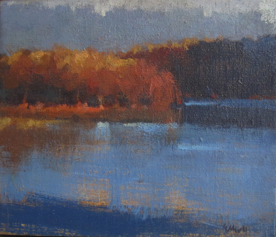 Slocum Autumn  , Bill Elliott.