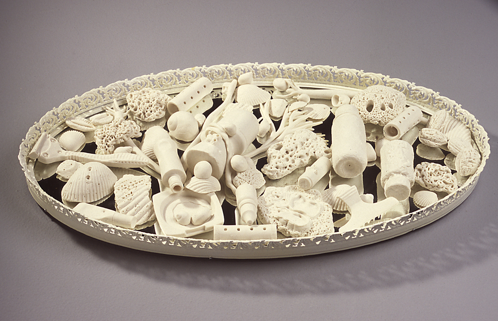 Vanity/Vanitas   , Susan Schultz   Porcelain
