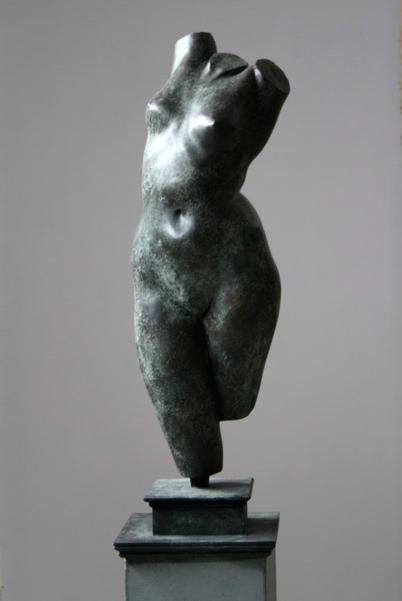 Torso  , Daniel Ludwig  Bronze