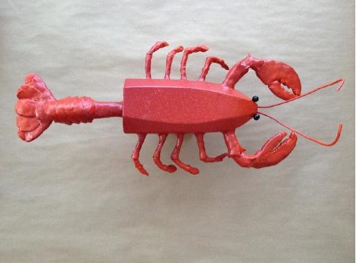 """Lobster Buoy"" Elizabeth Jackson"