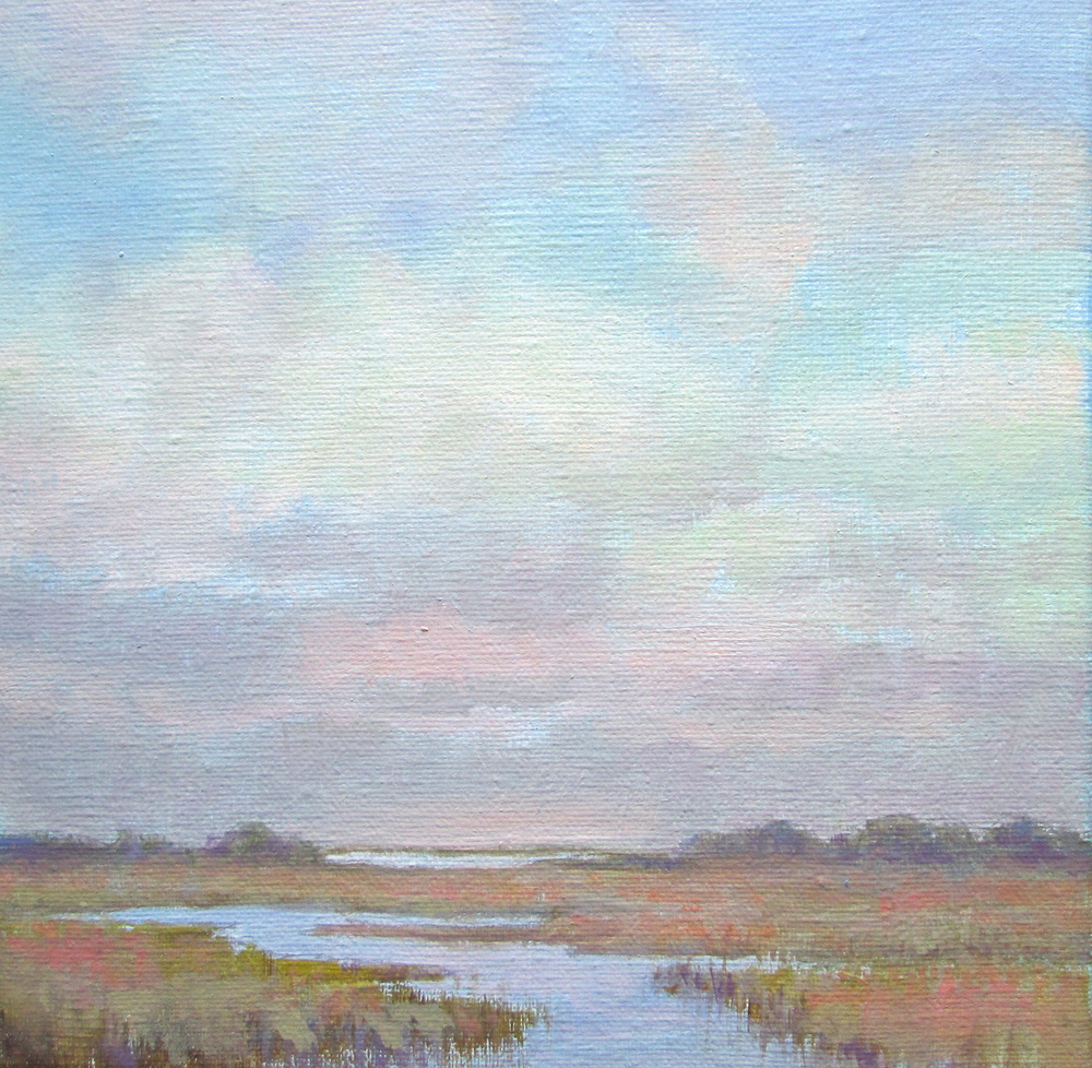 Coming on to Autumn 6%22x6%22 oil on canvas $450.00 Jane Ashley.JPG