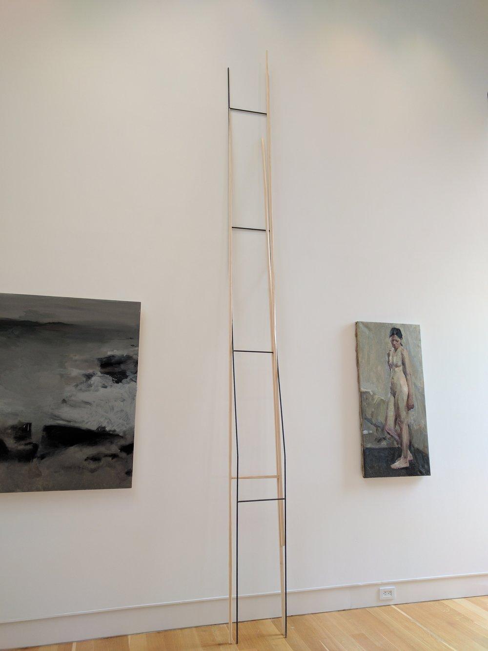 Ladder and Rail 2