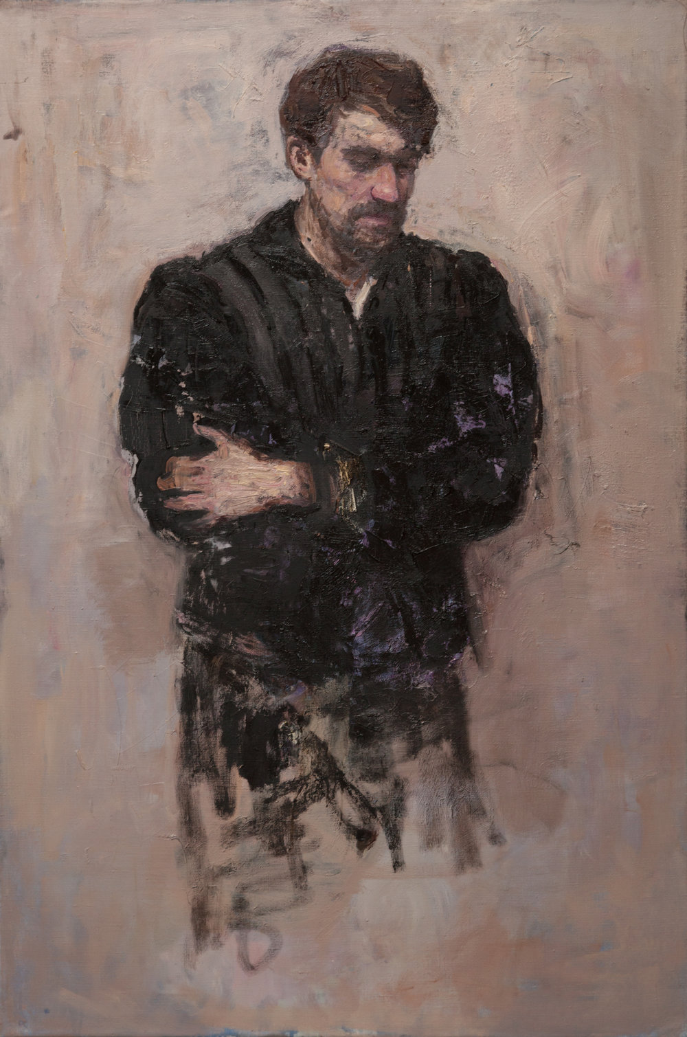 12. Portrait,oil on canvas, 120x80cm.jpg