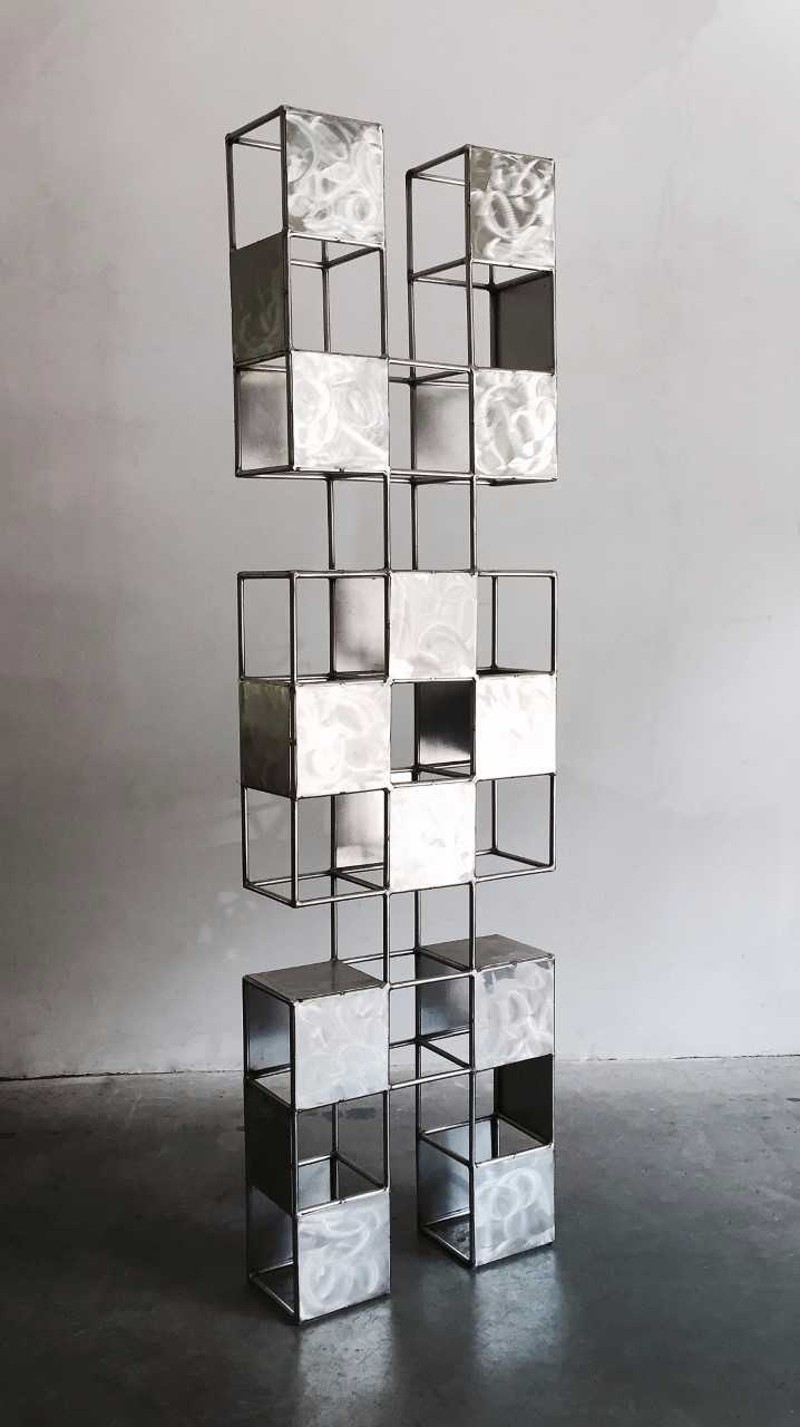Cubic Totem III