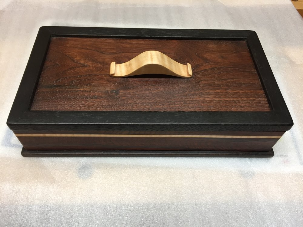 Men's Jewelry Box (closed)