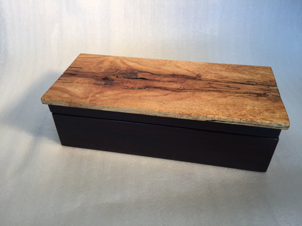 Secret Box Mahogany (closed)
