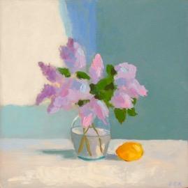 Lilac with Lemon