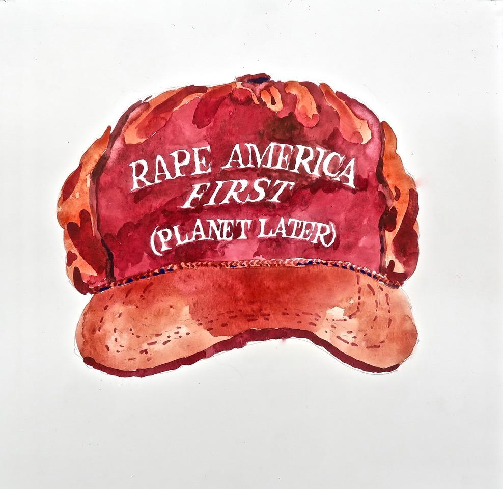 'Get Yer Trump Hats Here!' _ 14 x 14.jpeg