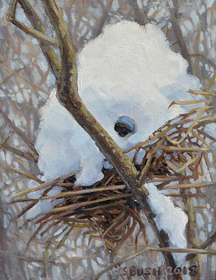 Winter Nest II