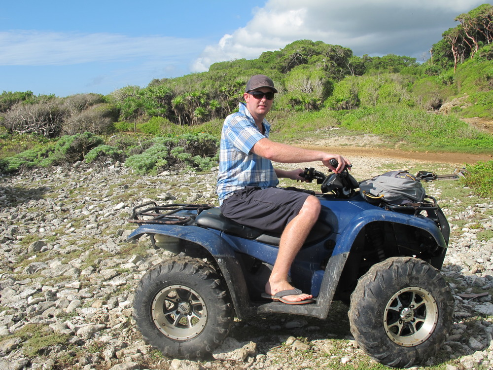 Eric's new ride