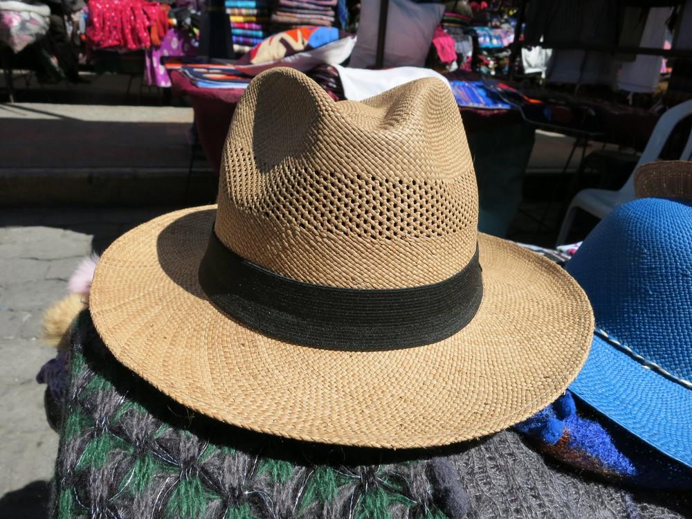 The Panama hat