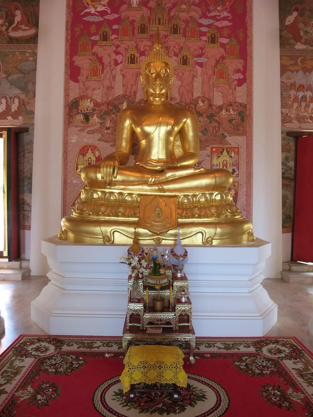 Gold Buddah