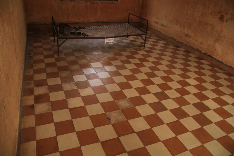 A prisoner room