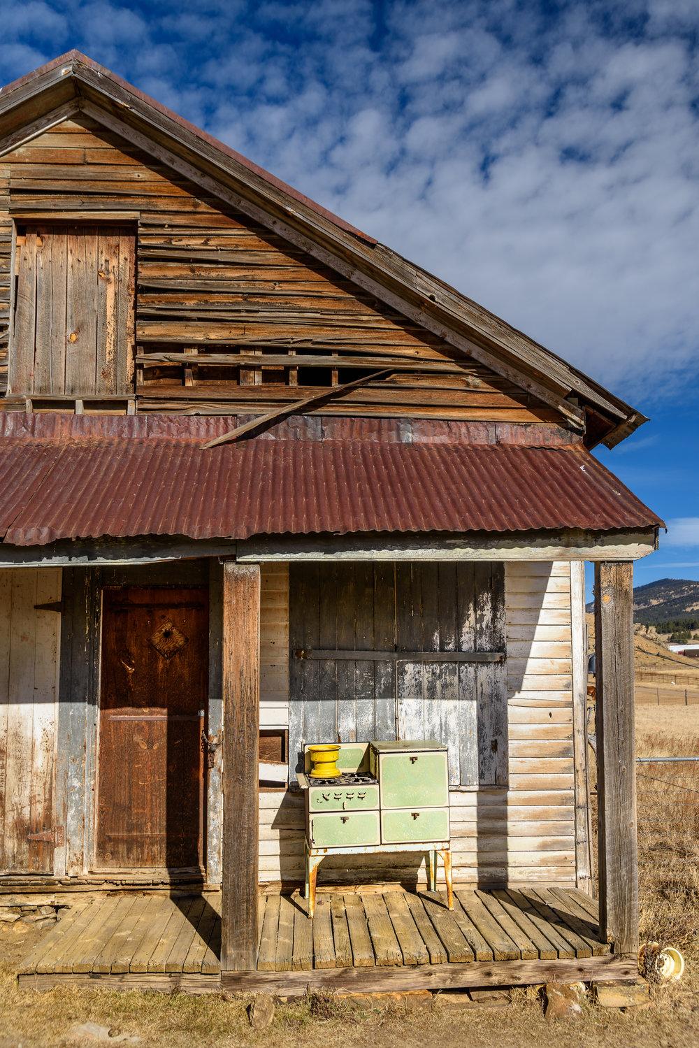 Elizabethtown ghost town.