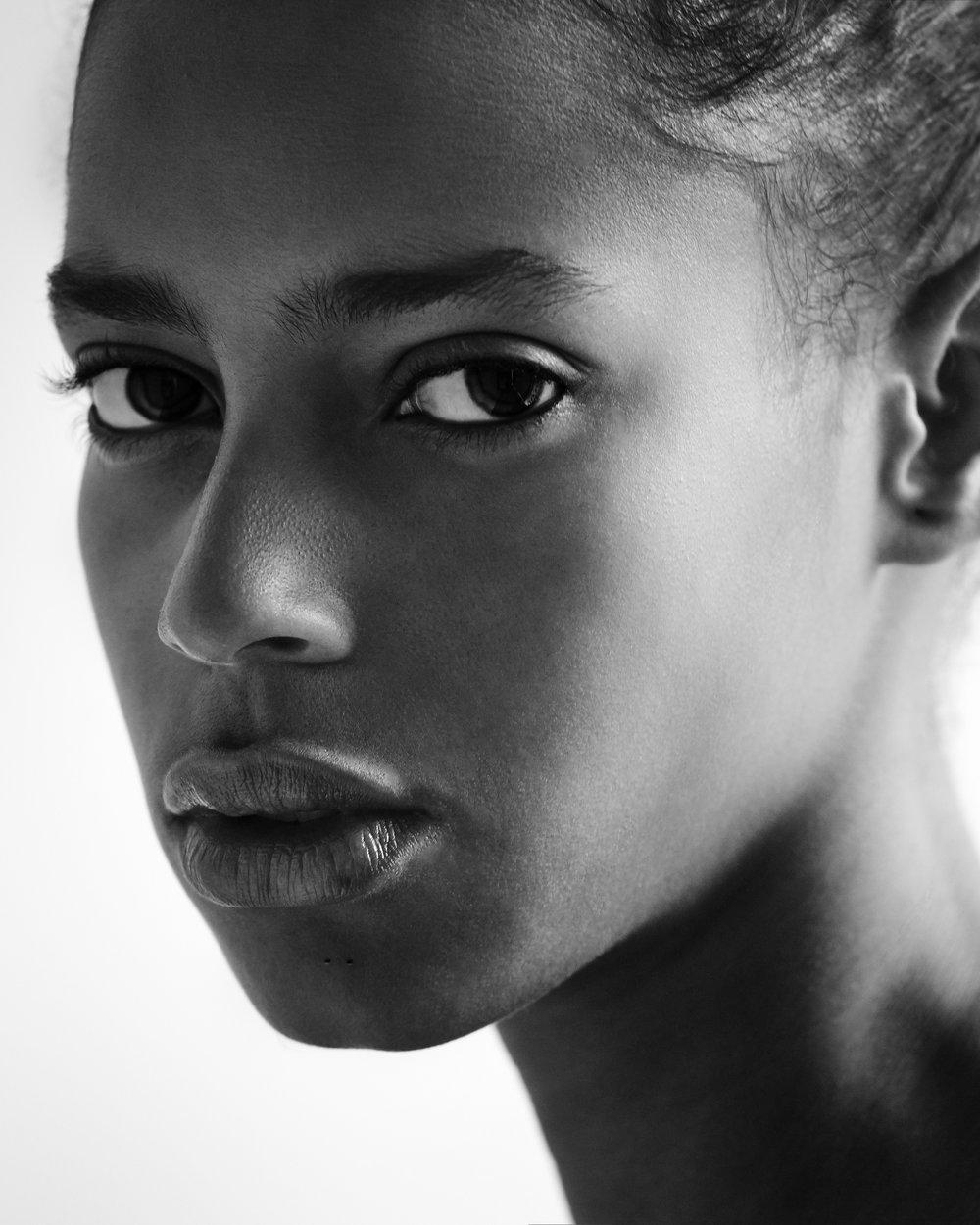MODEL: AMELIA RAMI   AGENCY:  HEROES