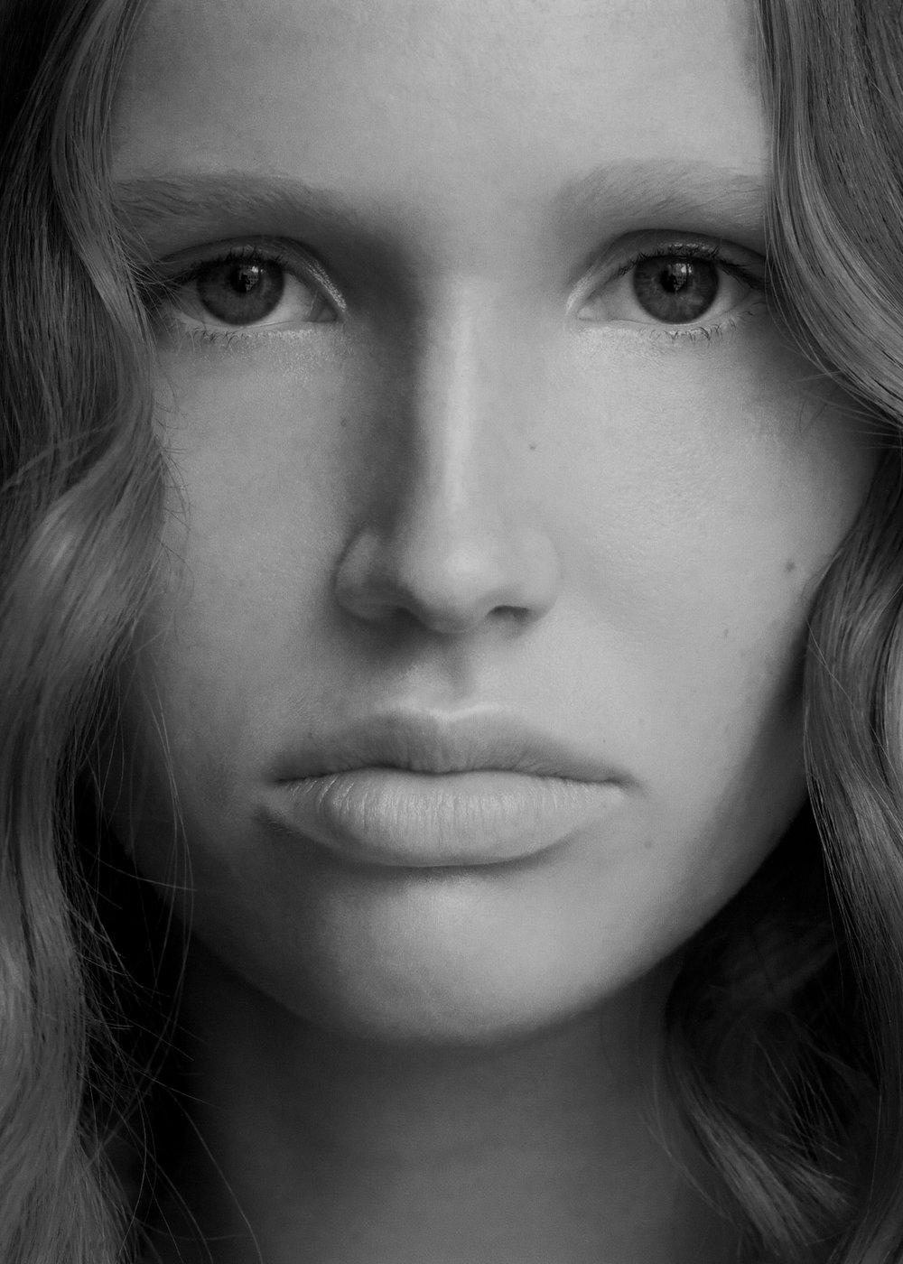 MODEL: SOPHIE DeBACKER   AGENCY: HEROES