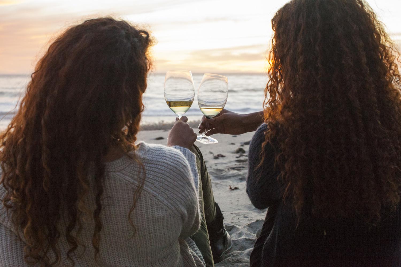 Drop the Elitist Attitude but Keep the Wine Slang — McBride Sisters