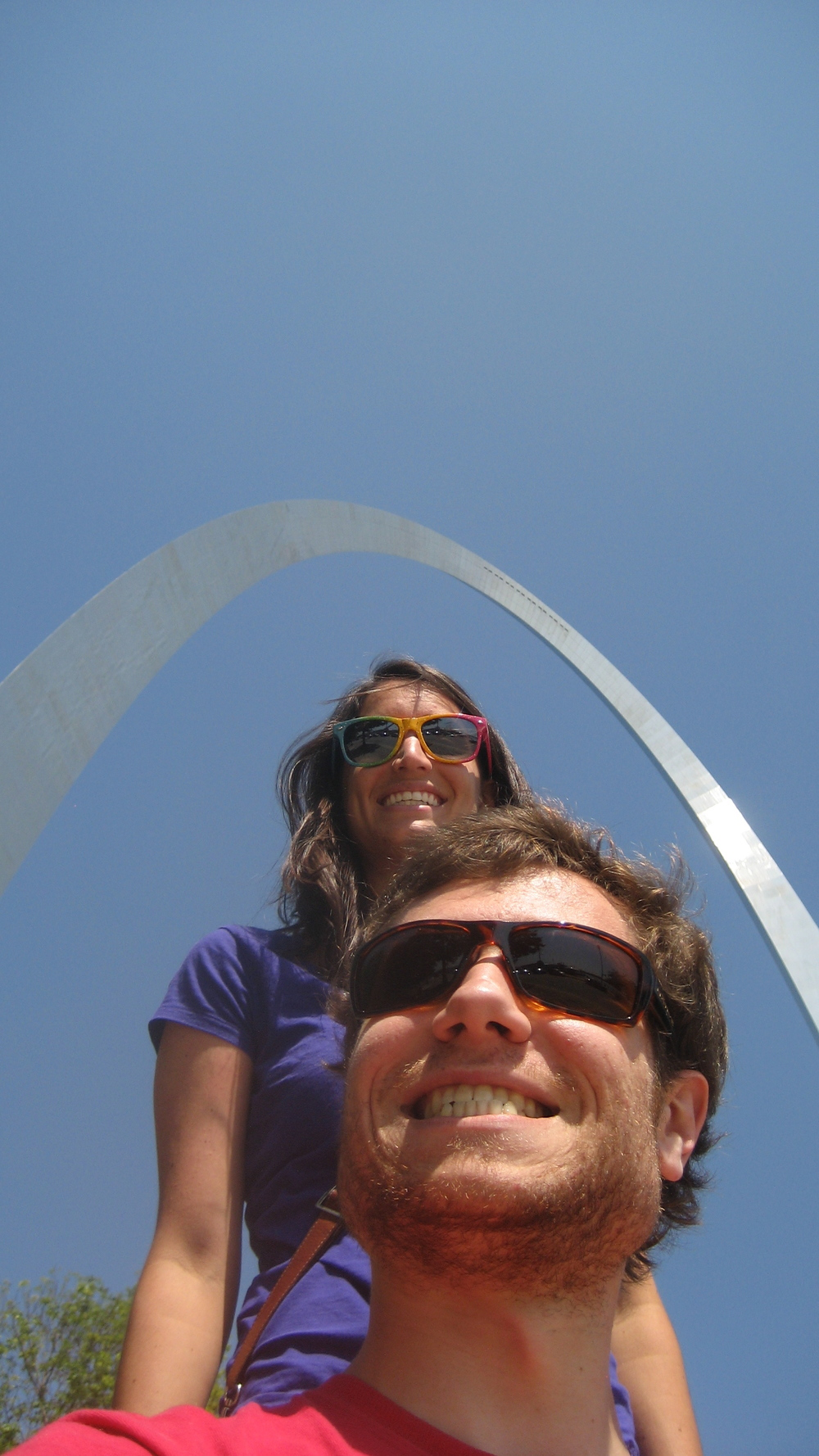 Arch Excitement