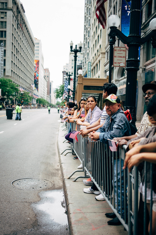2016 Chicago Memorial Day Parade