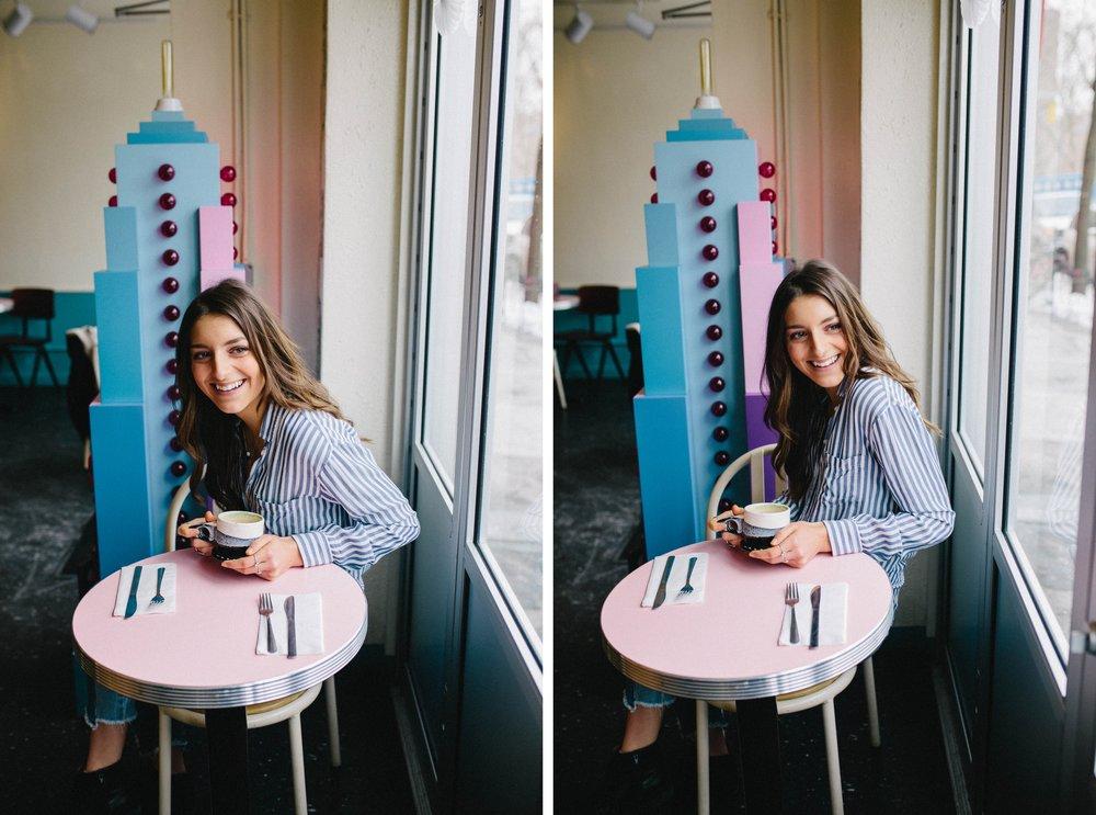 Emily Weaver x Cafe Henrie
