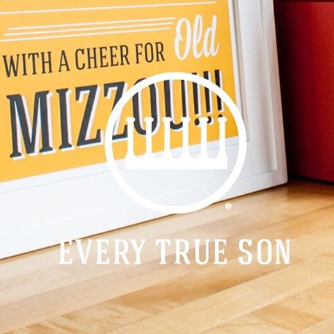 "50% off everything til midnight! That is definitely something to cheer about.  Code: ""MONDAYFUNDAY"" #mizzou #everytrueson #goldisthenewblack"