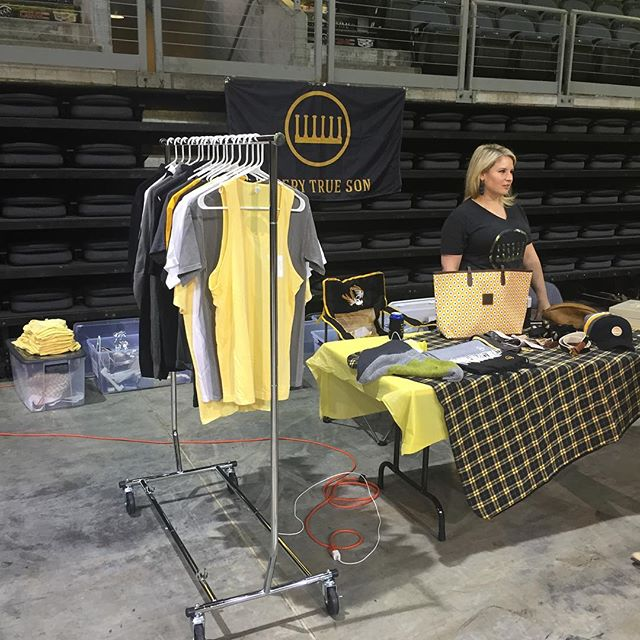 We're here live at the KC Tiger Tailgate and Auction! Because we love KC so much, we're having a mad sale for everyone here. So come on out to the Silverstein Eye Centers Arena and see us! #Mizzou #kctigertailgate #everytrueson #footballisalmosthere