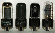 6V6 Power Tubes
