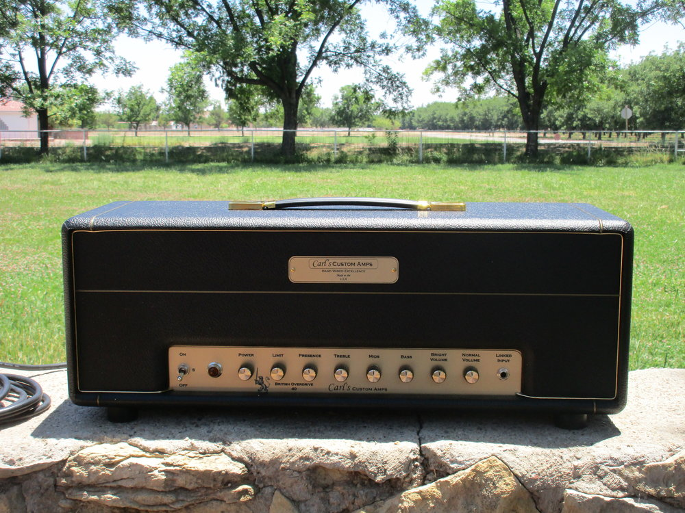 The 40 Watt with Power Control