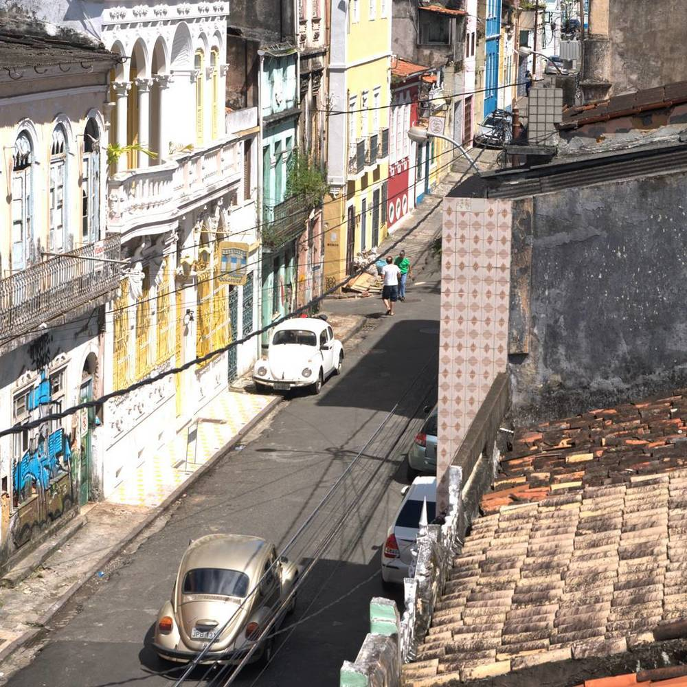Good morning from Salvador De Bahia, Brazil! @ustoanyc @visitbrazil @adventurecom @afarmedia #traveltogether #traveldeeper (at Pelourinho, Salvador De Bahia, Brasil)