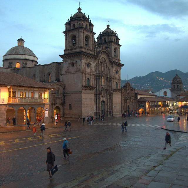 I'm in Cuzco for the next few days and it is making some grand first impressions. @peru @afarmedia @ustoanyc #traveldeeper #traveltogether #cuzco #natgeotravel #mytinyatlas