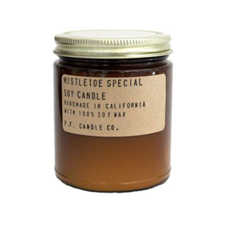Mistletoe Candle,  PF Candle Co .
