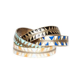 Eye Dazzler Cuffs,  Joie