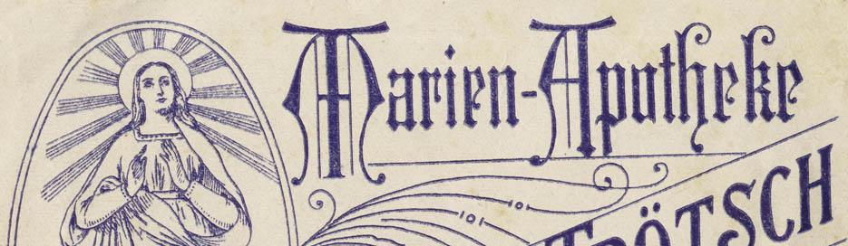 Logo Typo - Marien Apotheke