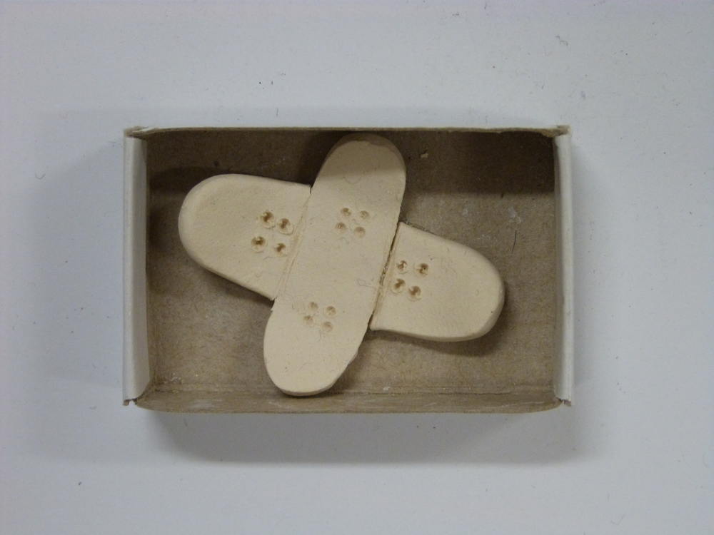No 464 Judd Mackie 'Useless wooden toys'